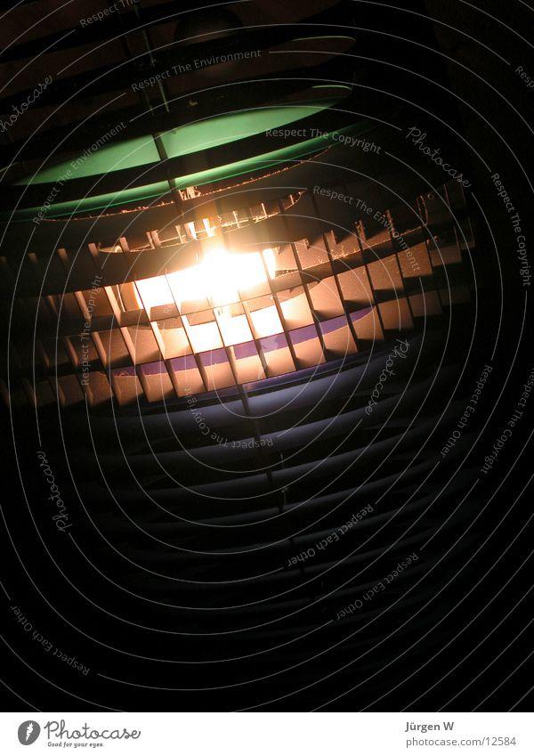 Lamp Bright Things Grating Disk