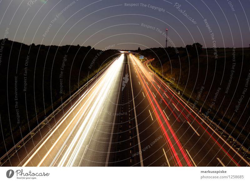 A9 bindlacher mountain Technology Transport Means of transport Traffic infrastructure Passenger traffic Rush hour Logistics Road traffic Motoring Street Highway