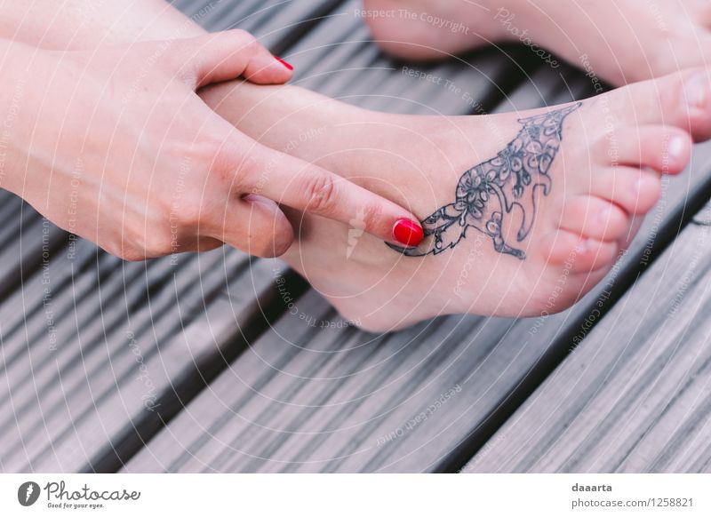 tattoo fox Beautiful Hand Joy Life Love Emotions Style Lifestyle Freedom Moody Feet Masculine Wild Leisure and hobbies Elegant Cute