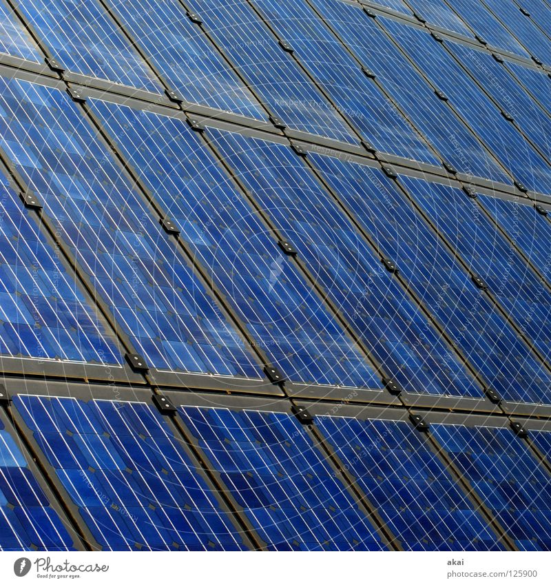 Arrangement Energy industry Electricity Industry Technology Clean Solar Power Copy Space Tilt Alternative Electricity generating station Solar cell Beaded