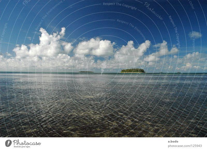 Water Sky Ocean Beach Coast Island Pacific Ocean Volcanic island