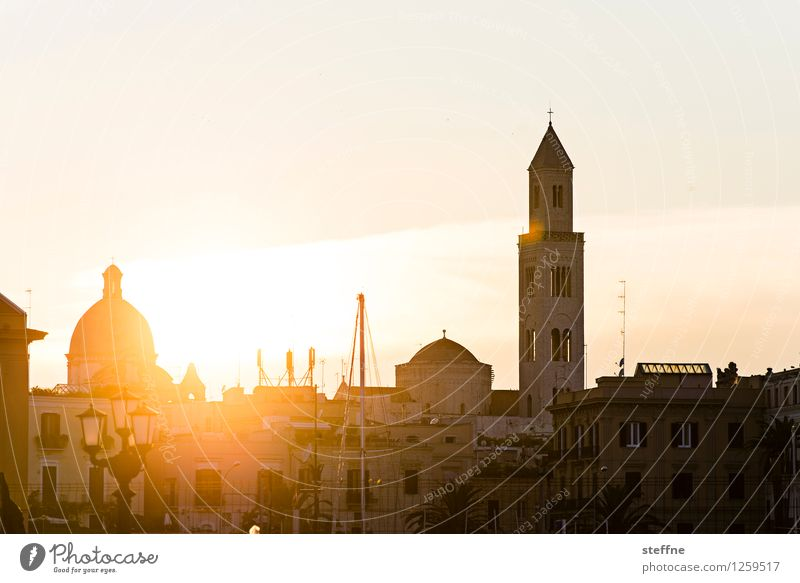 Around the World: Bari around the world Vacation & Travel Travel photography Tourism Landscape Town Skyline steffne