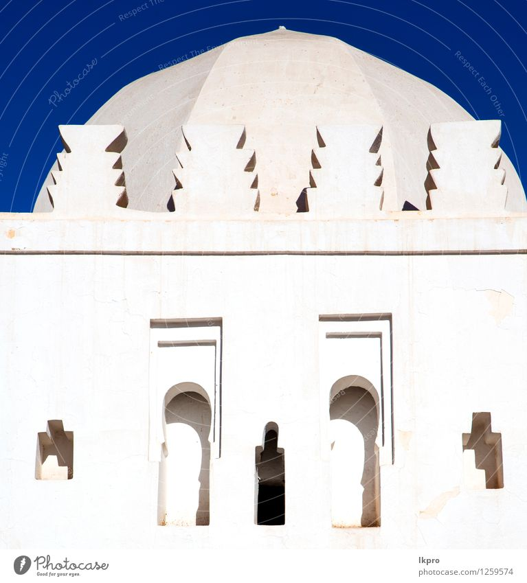 muslim the history symbol in morocco Sky Vacation & Travel Old Beautiful Loneliness Religion and faith Tourism Decoration Culture Adventure Historic