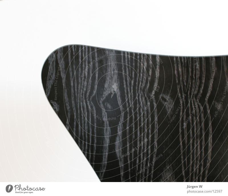 White Black Wood Art Design Chair Things Furniture Classic Wood flour
