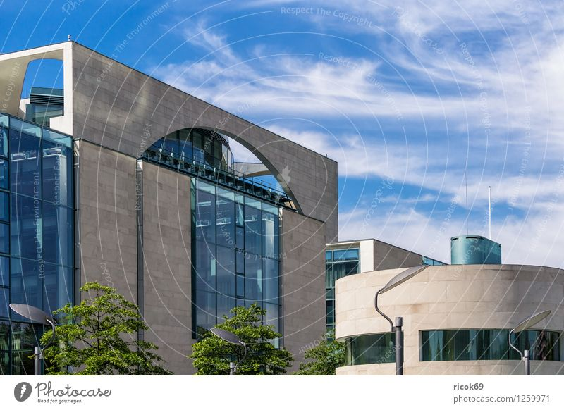Federal Chancellery Vacation & Travel Tourism House (Residential Structure) Clouds Town Capital city Downtown Manmade structures Building Architecture
