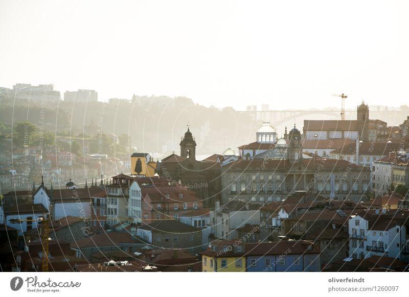 Porto V Vacation & Travel Tourism Trip Adventure Far-off places Freedom Summer Summer vacation Sun Sky Horizon Sunrise Sunset Sunlight Beautiful weather