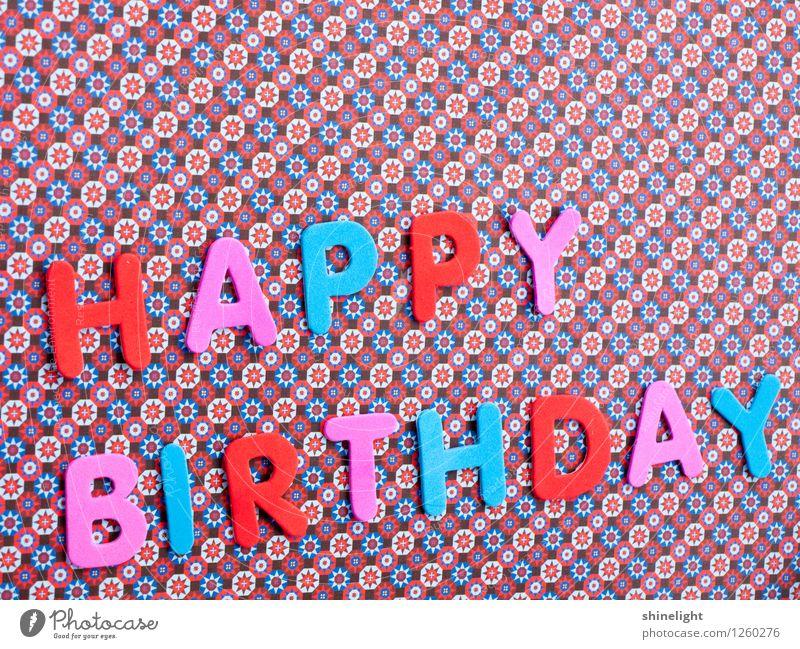 happy b-day Feasts & Celebrations Birthday Blue Multicoloured Pink Red Invitation Invite Happy Birthday Congratulations Birthday wish Good luck All my love
