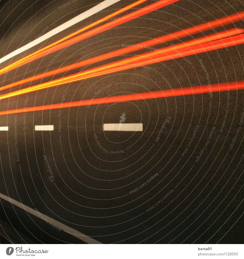 Back to the past Red Yellow Charcoal gray White Speed Speed of light Highway Traffic infrastructure Light Orange Street