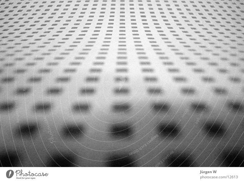 Row Hollow Screen Sharp-edged Diffuse