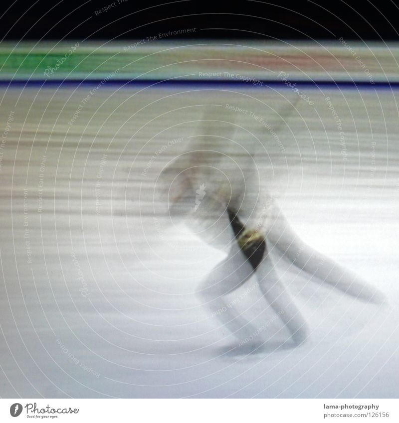 Human being White Black Movement Art Ice Flying Elegant Walking Speed Stripe Wing Driving Symbols and metaphors TV set Film industry