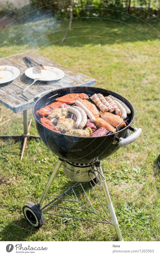 Summer Feasts & Celebrations Garden Barbecue (event) Meat Barbecue (apparatus)