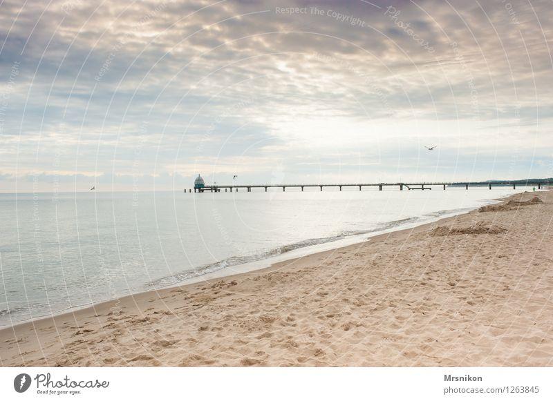Sky Vacation & Travel Summer Sun Relaxation Ocean Calm Clouds Beach Coast Tourism Waves Island Trip Break Baltic Sea