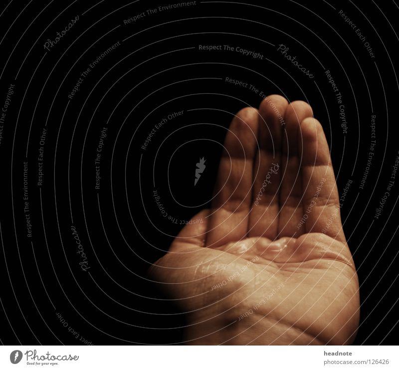 Hand Water Black Dark Skin Glittering Wet Fingers Empty Trust Wrinkles Damp Door handle Perspiration