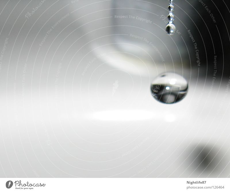 drop down Drops of water Tap Dirty Fluid Bathroom Cleaning Water dripping tap Icicle Shower (Installation) Take a shower