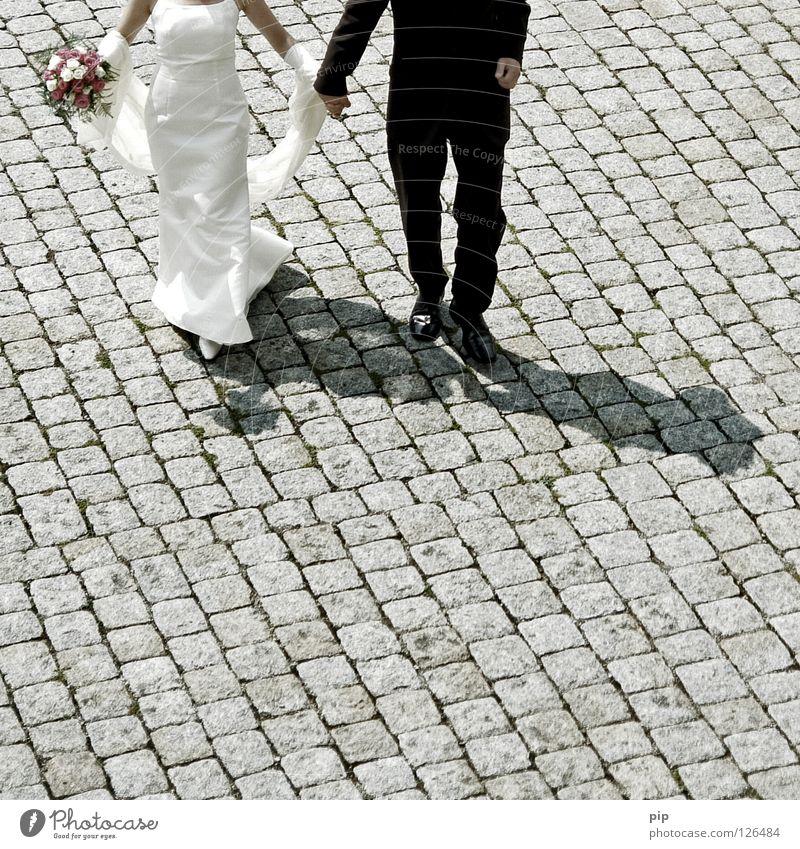 jawortgeber Wedding Wedding couple Bride Bride groom Husband Wife Man Woman Family party Festive Wedding dress Bouquet Matrimony Couple Playing Together 2