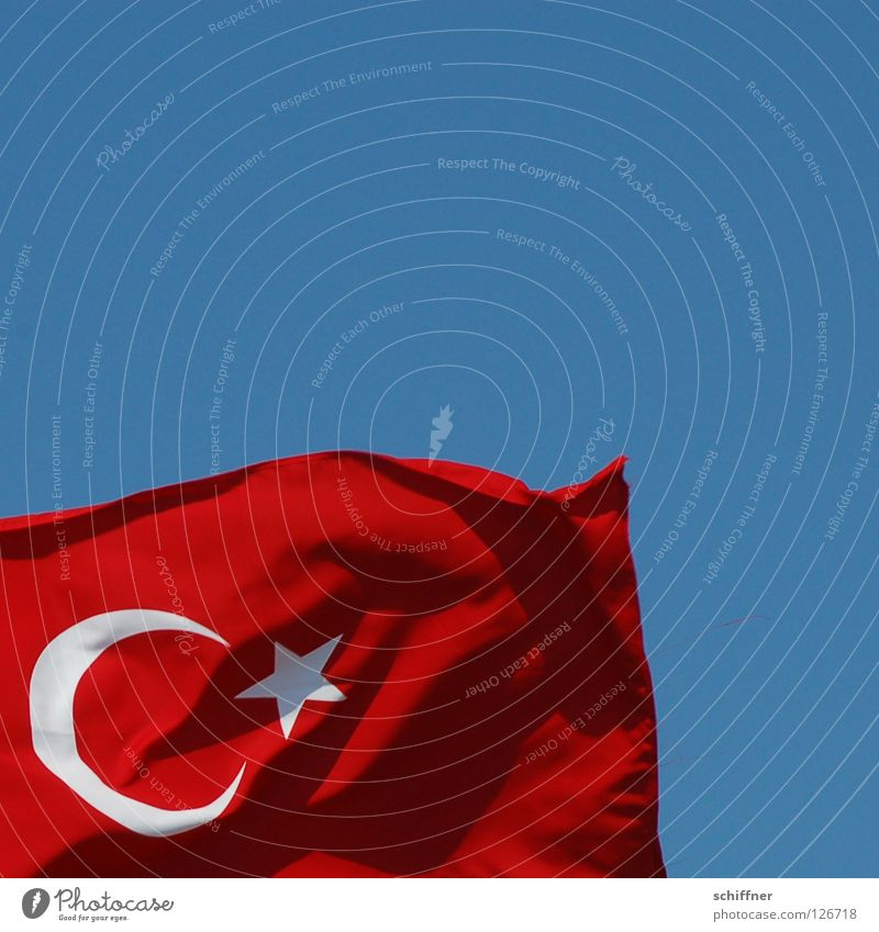 Fluttered in Turkey Flag Republic Near and Middle East Ataturk memorial Europe Asia Vacation & Travel Türkiye Cumhuriyeti Turkish flag Americas nation occident