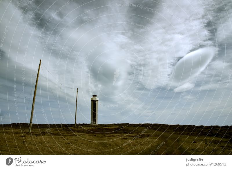 Sky Nature Loneliness Landscape Calm Clouds Cold Environment Natural Coast Moody Wild Weather Wind Climate Tilt