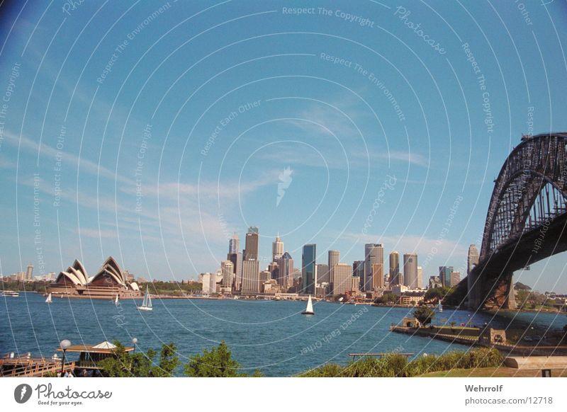 Harbour Australia Opera Sydney