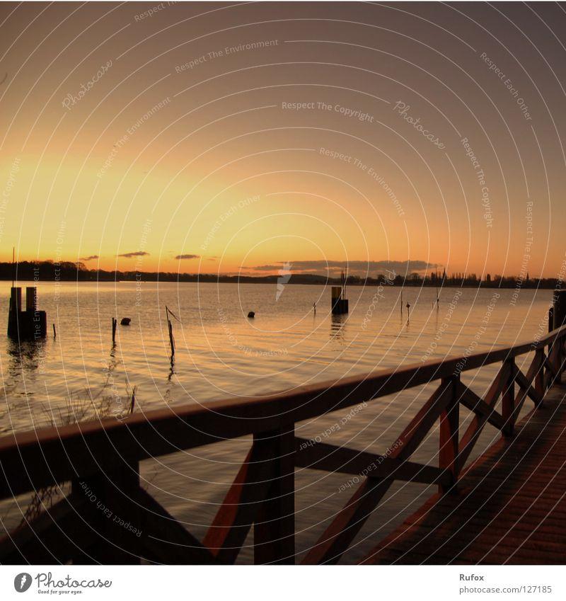 Sky Water Vacation & Travel Sun Summer Calm Relaxation Autumn Dream Horizon Contentment Beginning Hope Desire Romance River