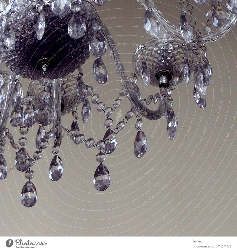 Lamp Gray Room Lighting Art Glittering Glass Round Drop Decoration Transience Sphere Luxury Jewellery Craft (trade) Transparent