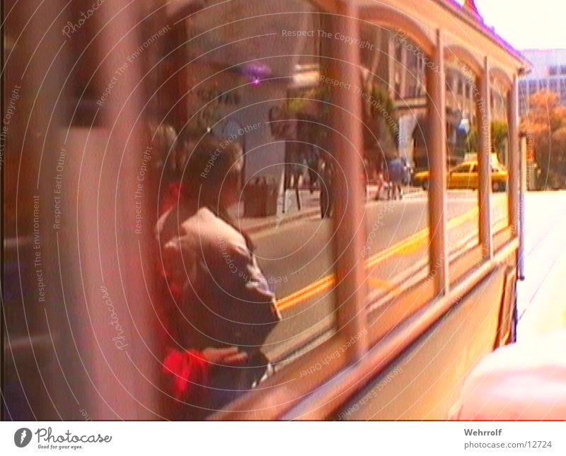 cable car San Francisco Americas USA