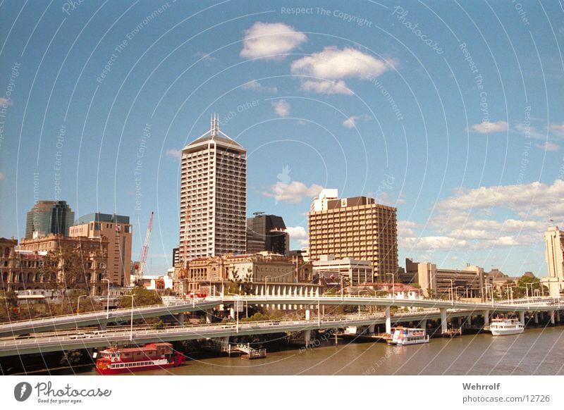 City Watercraft Skyline Downtown Australia Melbourne