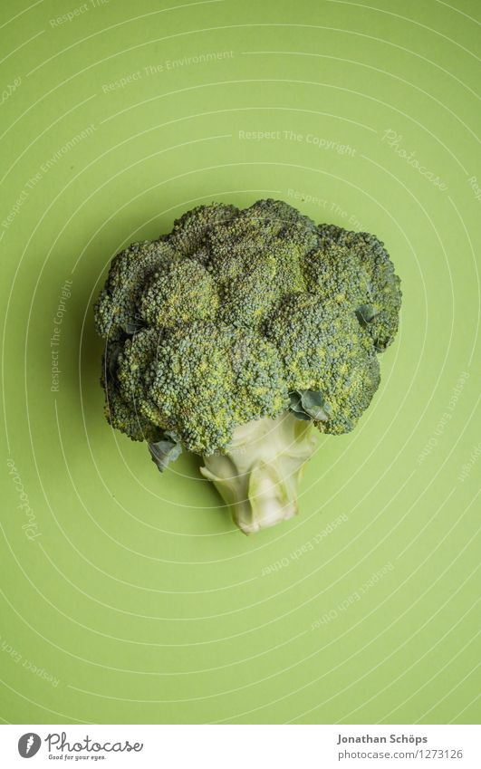 Broccoli II Food Vegetable Nutrition Healthy Eating Dish Food photograph Organic produce Vegetarian diet Slow food Esthetic Green Near Close-up