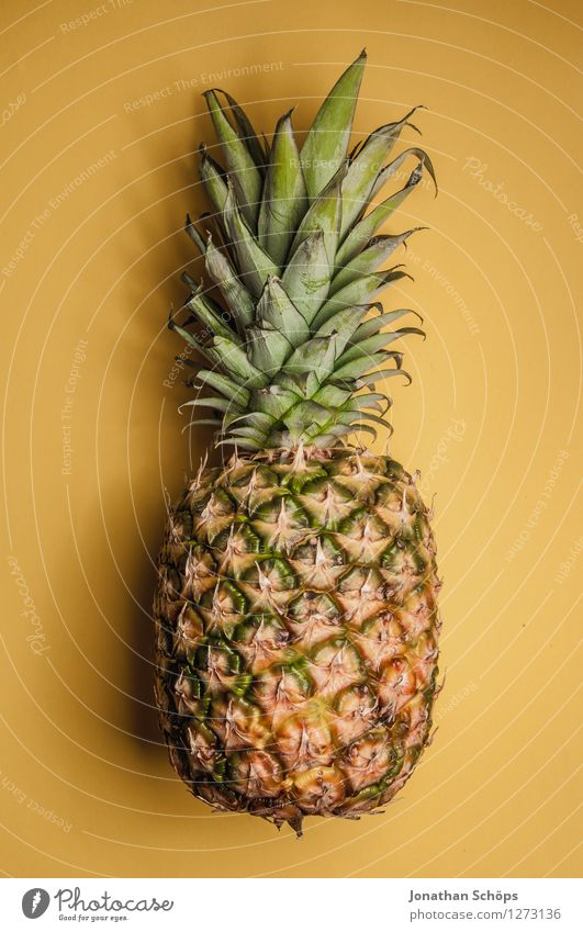 The pineapple II Food Fruit Nutrition Healthy Eating Dish Food photograph Picnic Organic produce Vegetarian diet Fasting Slow food Finger food Esthetic