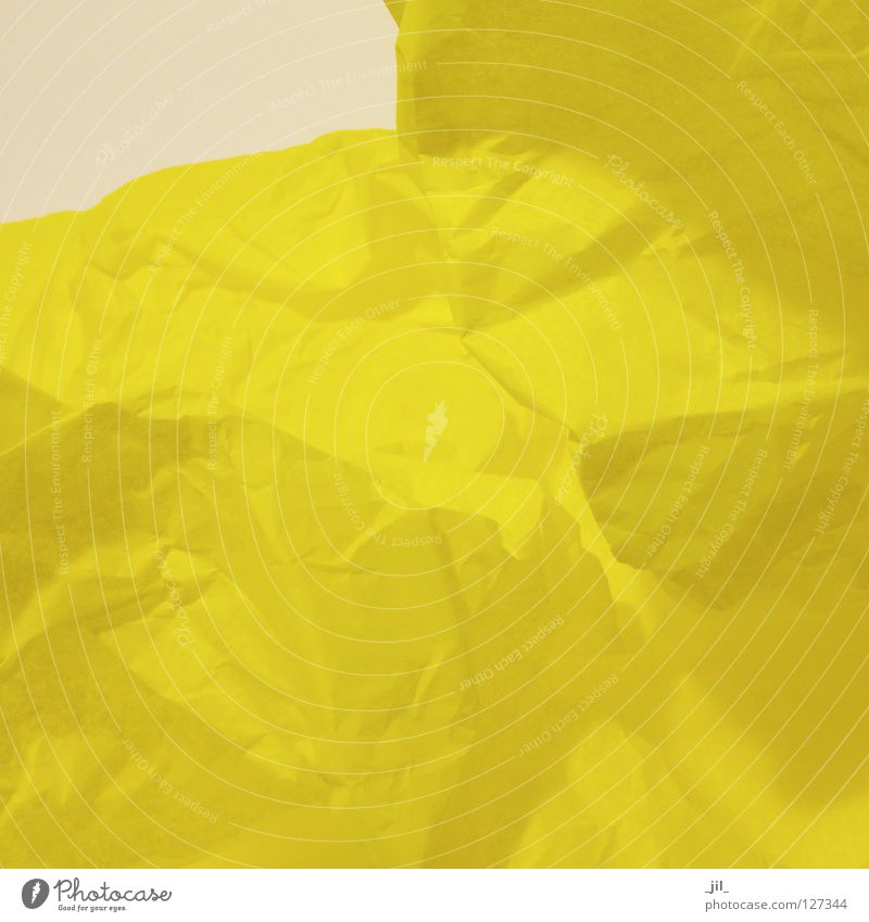 Summer Joy Yellow Colour Happy Landscape Moody Paper Longing Thought Anticipation Reduce Tissue paper