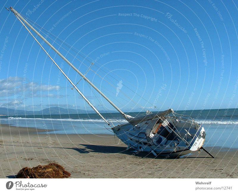 Water Beach Watercraft USA Sailboat California Pacific Ocean Flotsam and jetsam