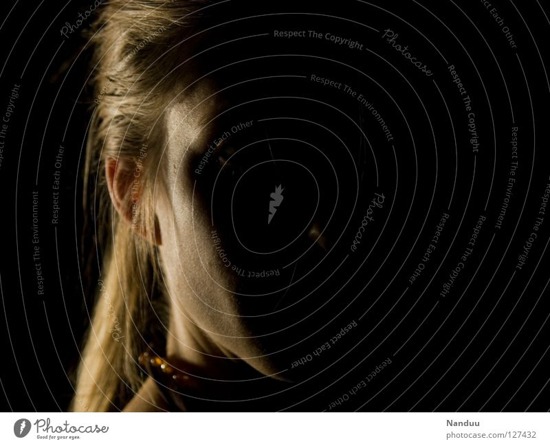 Woman Human being Face Dark Head Ear Observe Trust Uniqueness Mysterious Listening Hide Audience Society Anonymous Half