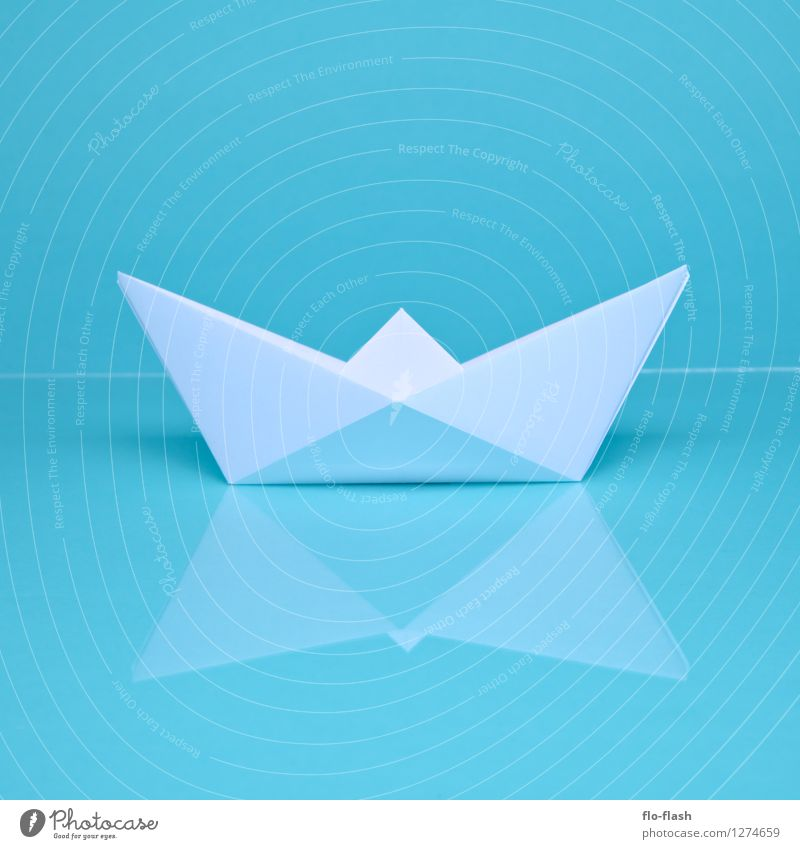 OH SHIP I // ORIGAMI Elegant Style Design Leisure and hobbies Vacation & Travel Freedom Summer Summer vacation Ocean Captain Exhibition Sculpture Fishing boat