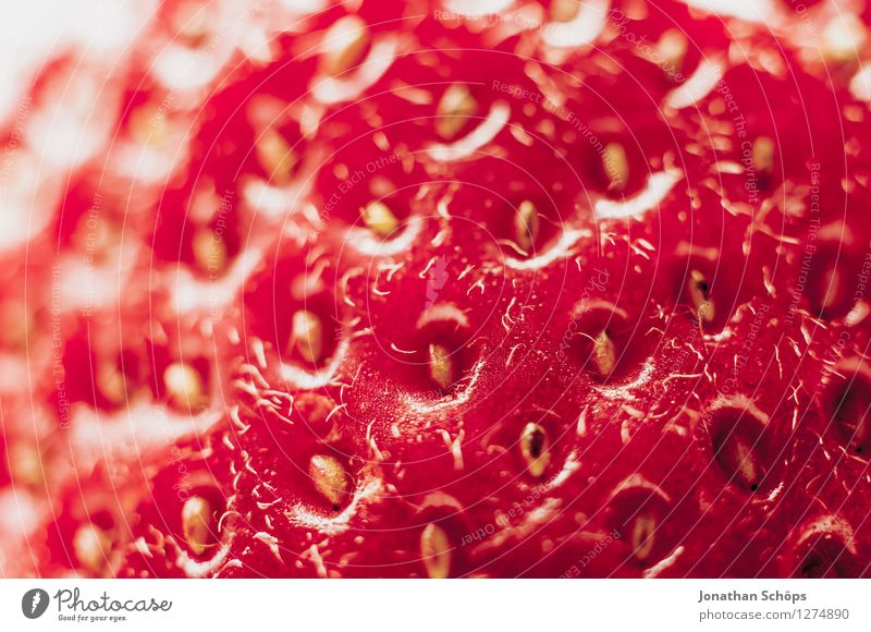 Strawberry IV Food Fruit Nutrition Eating Breakfast Organic produce Vegetarian diet Healthy Healthy Eating To enjoy Esthetic Delicious Dish Food photograph
