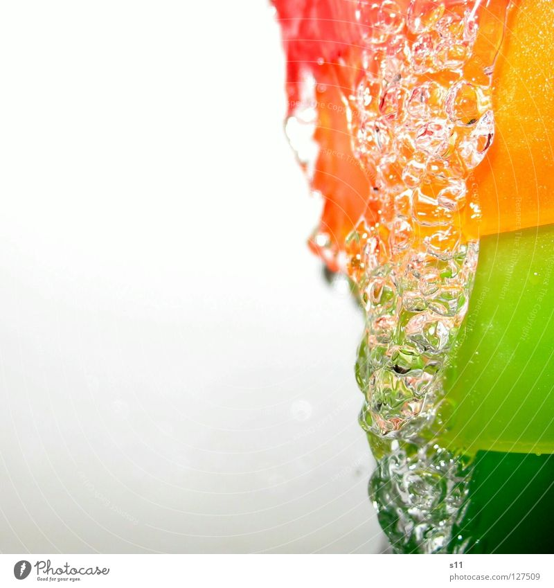 RainbowWater II Joy Bathroom Drops of water Cleaning Cold Wet Thirst Colour Pure Jet of water Dripping Refreshment Flow vital Clarity s11 Sarah Kasper bint