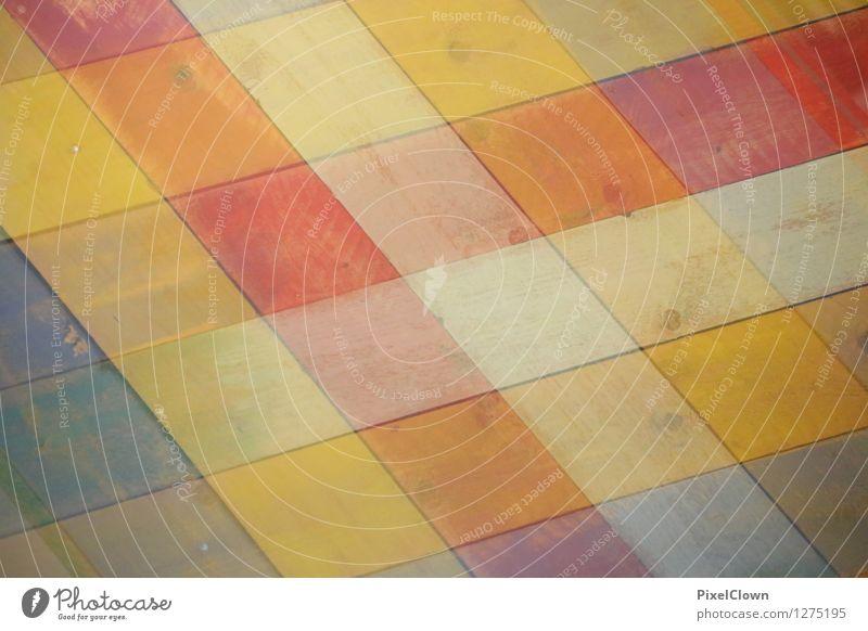 geometric Style Design Harmonious Media industry Art Esthetic Beautiful Trashy Multicoloured Colour photo Experimental Abstract Pattern