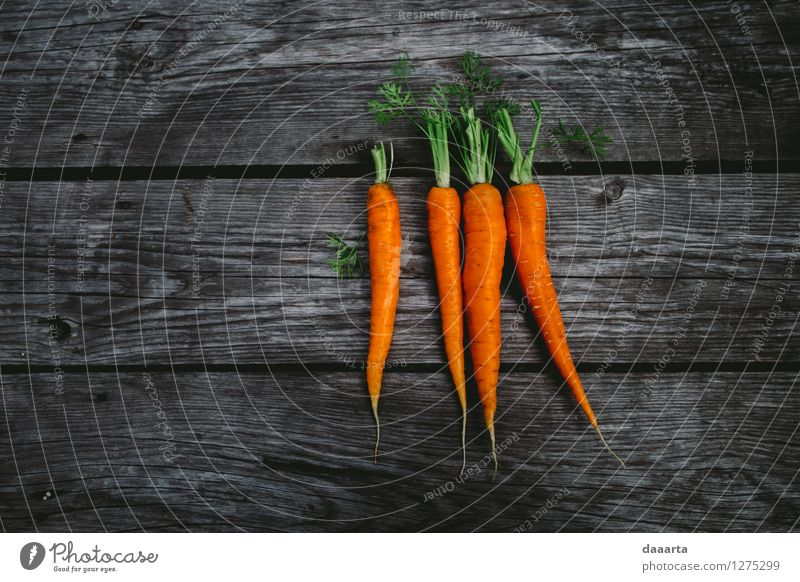 les carrots Relaxation Joy Life Natural Style Eating Wood Healthy Freedom Lifestyle Food Moody Leisure and hobbies Wild Elegant Authentic