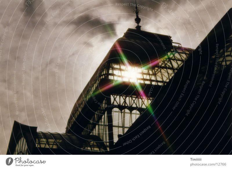 Moody Europe Refraction Greenhouse Spain Madrid
