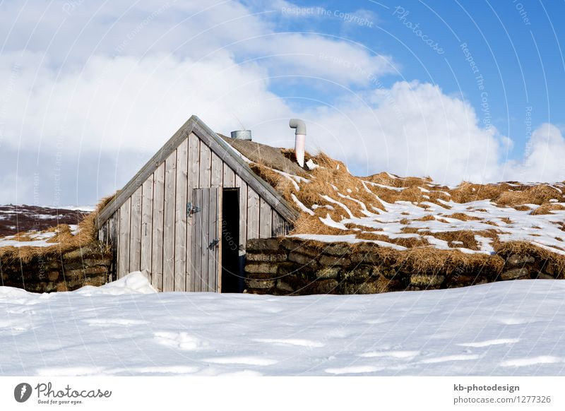 Vacation & Travel Landscape Winter Environment Tourism Climate Iceland Climate change Winter vacation