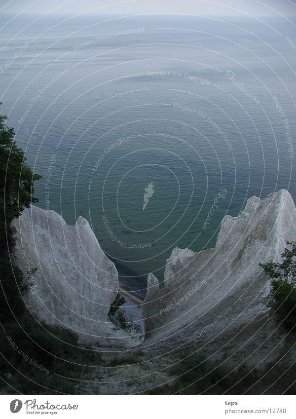 rebukes Rügen Cliff Ocean