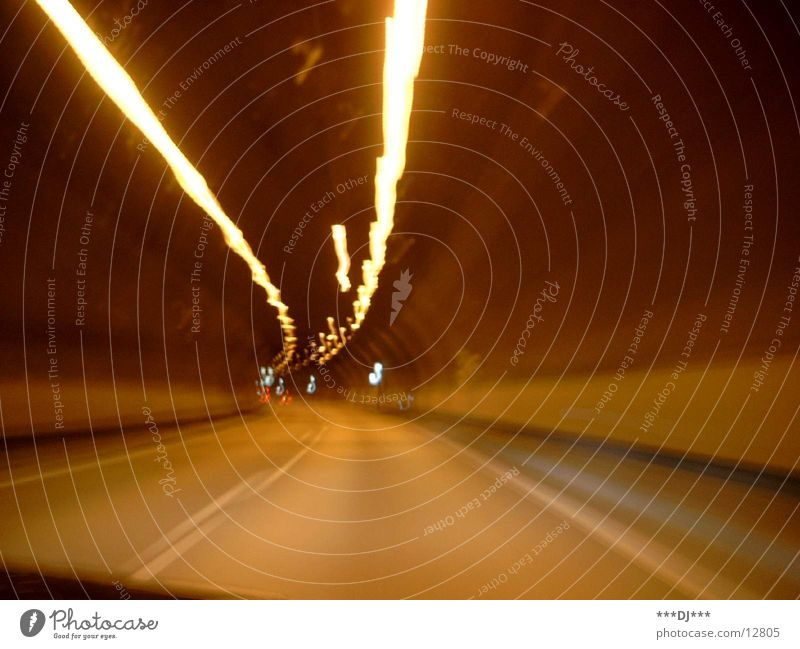 tunnels Tunnel Transport Speed Light