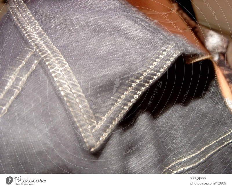 collars Collar Jacket Stitching Human being Jeans