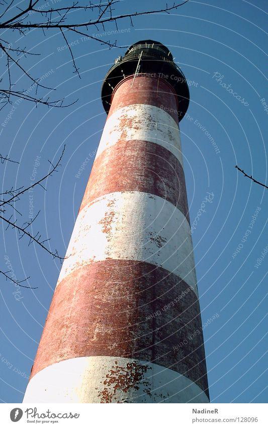 Sky USA Stripe Monument Landmark Lighthouse Blue sky Maryland