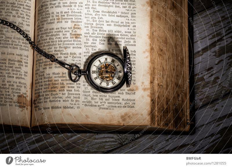 lifetime Style Reading Hallowe'en Education Science & Research Media industry Unemployment Retirement Book Bible Clock Old Dark Creepy Historic Retro Trashy