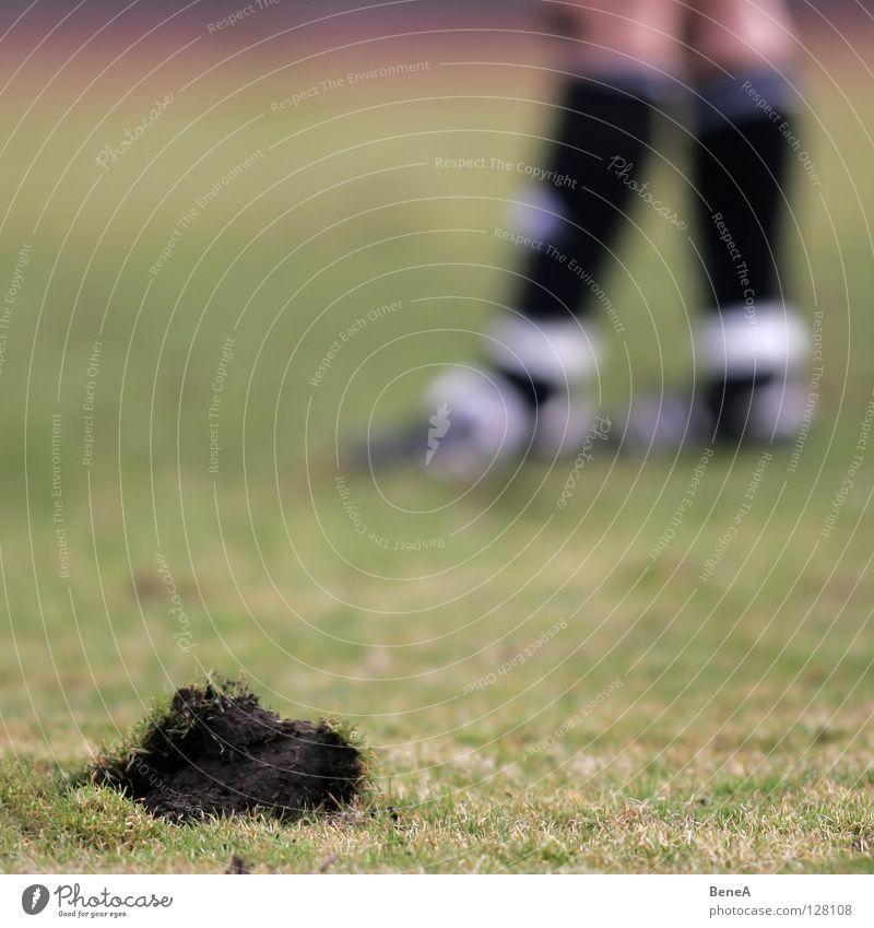 Green Dark Black Meadow Grass Sports Playing Brown Feet Field Dirty Earth Stand Footwear Corner Transience