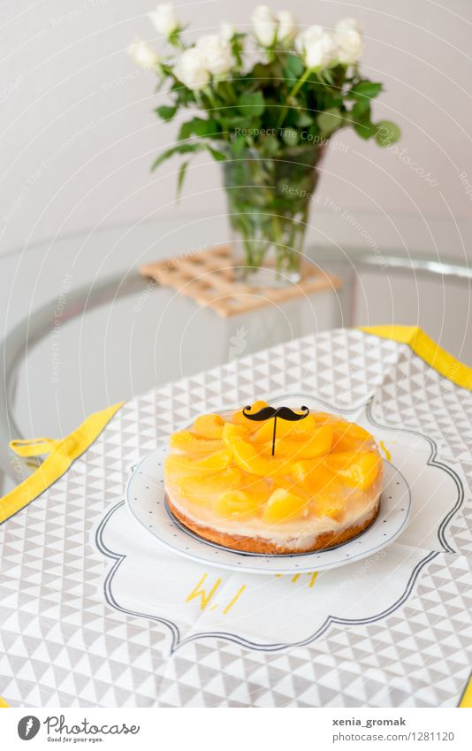 Flower Yellow Food Fruit Birthday Nutrition Sweet Retro Rose Delicious Bouquet Candy Organic produce Cake Dessert Plate