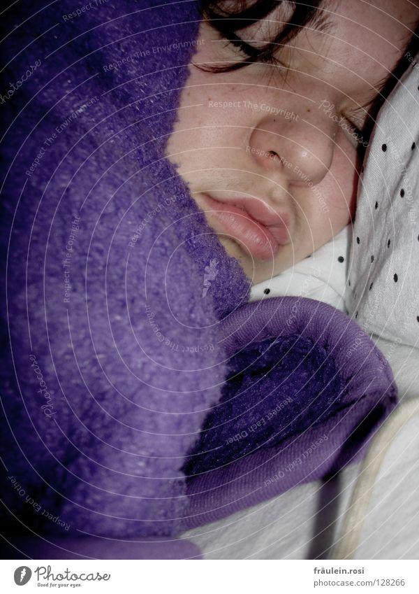Child Calm Dream Warmth Fatigue Friendliness Cozy Exhaustion Sulk
