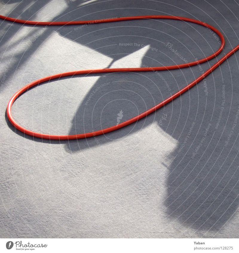 Red Gray Cable Education Concentrate Trade fair Carpet Exhibition Handbook Book fair
