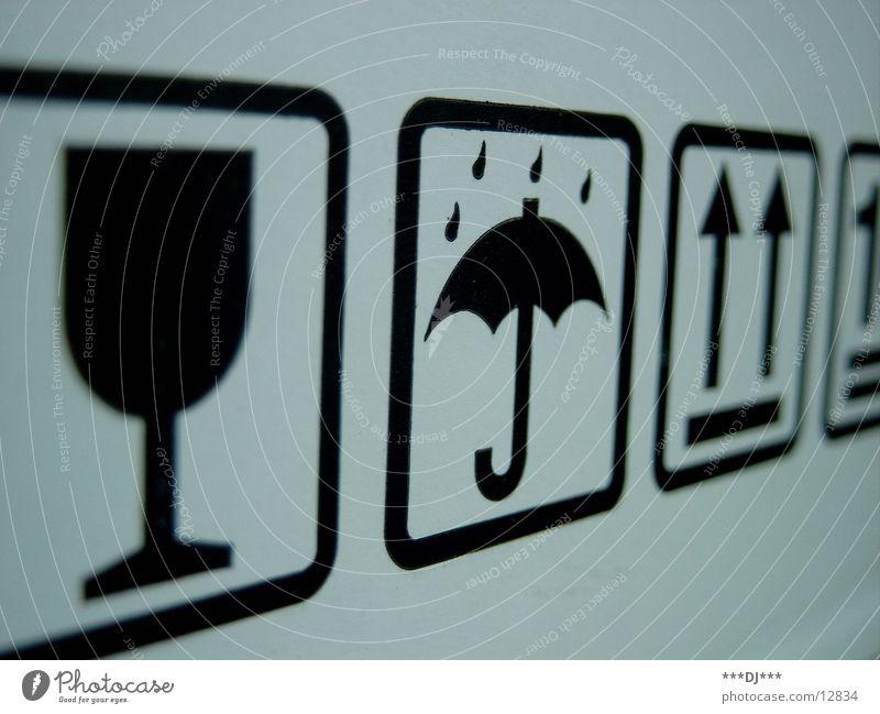 Water Rain Drops of water Safety Logistics Umbrella Arrow Delivery Calyx