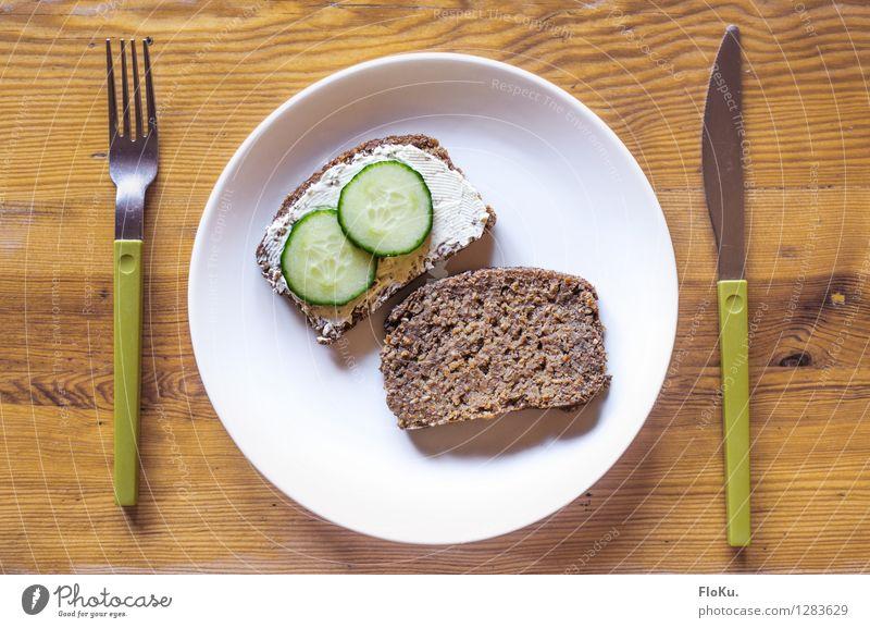 Green Wood Healthy Food Fresh Nutrition Vegetable Delicious Breakfast Crockery Bread Plate Baked goods Knives Diet Dough