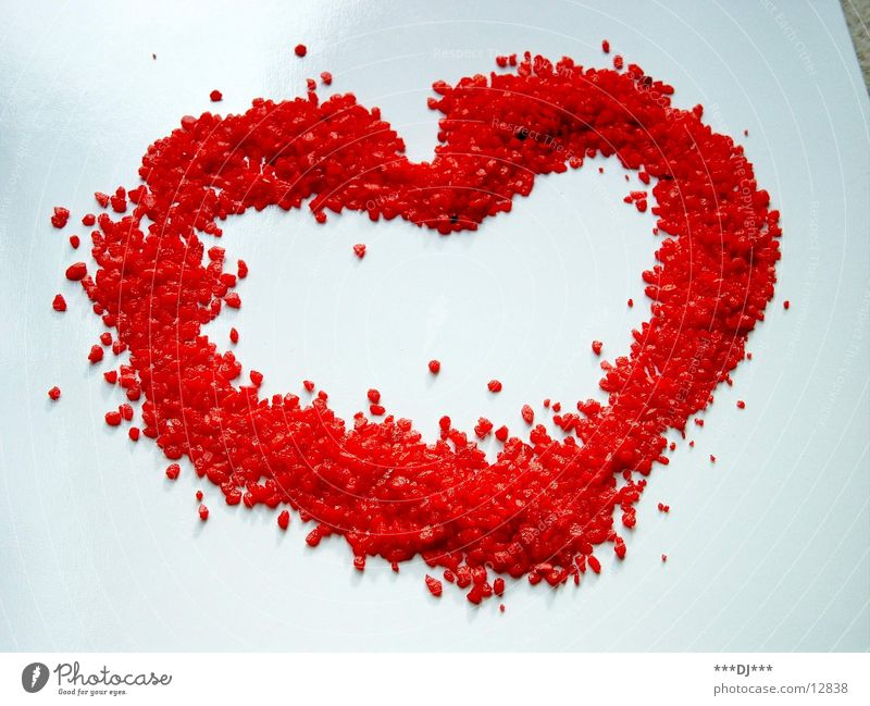 Red Love Happy Stone Couple Heart Design Valentine's Day Human being Photographic technology